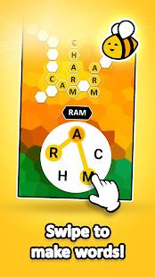 Spelling Bee - Crossword Puzzle Game