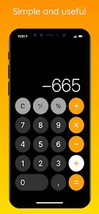 iCalculator Pro Apk- iOS Calculator, iPhone Calculator 2