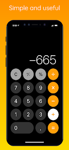 iCalculator - iOS Calculator, iPhone Calculator Screenshot