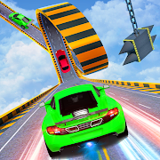 Extreme Stunt Car Racing Game Free: Car GT Racing
