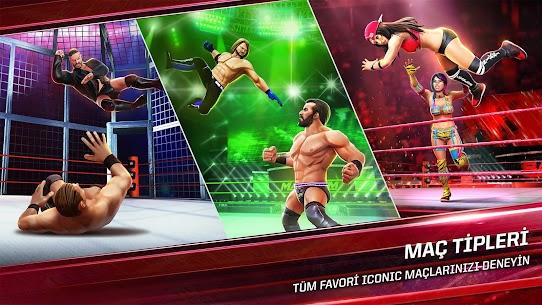 WWE Mayhem Mod Apk + Unlimited Gold/Cash v1.39.144 4