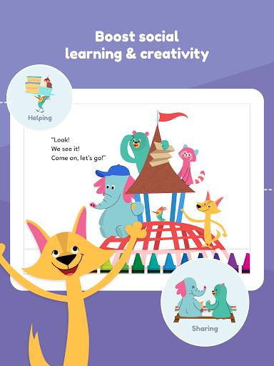Khan Academy Kids: Free educational games & books apkdebit screenshots 22