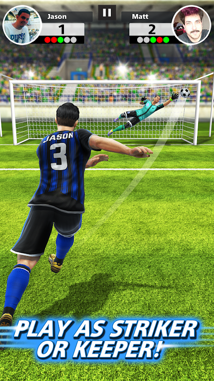 Football Strike - Multiplayer Soccer  poster 0