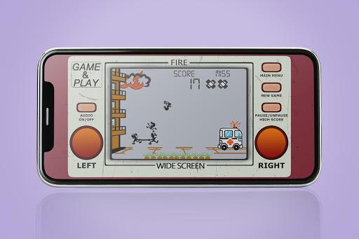 FIRE: Offline 90's and 80's arcade games Apkfinish screenshots 2