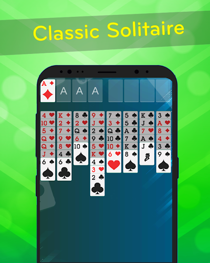 FreeCell – Classic Solitaire Screenshot 1