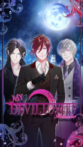 Code Triche My Devil Lovers - Remake: Otome Romance Game (Astuce) APK MOD screenshots 1