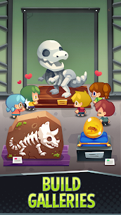 Art Inc Mod Apk- Trendy Business Clicker 1