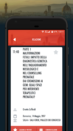 XX Congresso Nazionale SIEOG 1.0.2 Screenshots 4