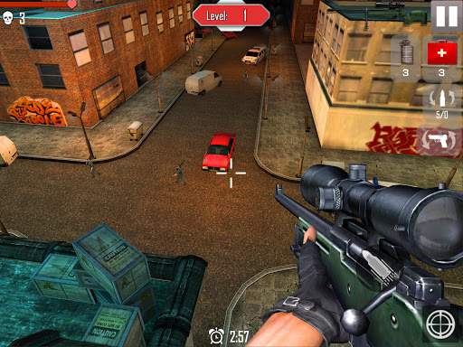 Sniper Killer 3D: Shooting Wars apktreat screenshots 2