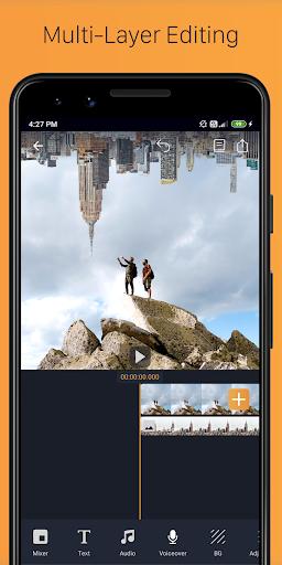 VMX Video Editor, Photo Video Maker & Movie Maker  screenshots 1