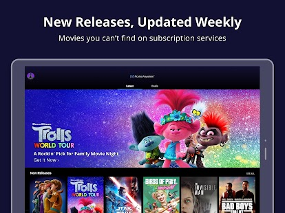 Movies Anywhere Screenshot