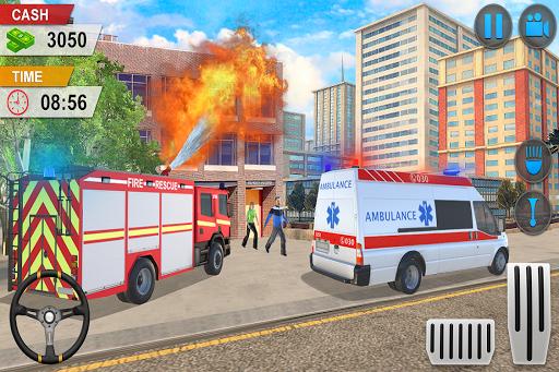 Emergency Ambulance Game - New Games 2020 Offline 1.1.14 screenshots 7