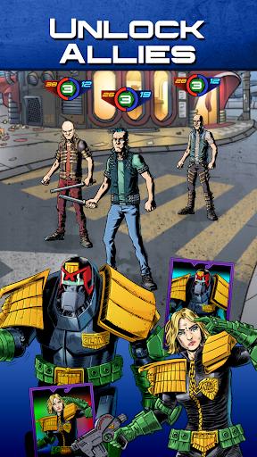 Judge Dredd: Crime Files screenshots 2