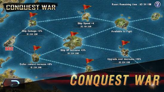 WARSHIP BATTLE:3D World War II Mod Apk