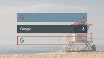 Custom Search Bar Widget CSBW