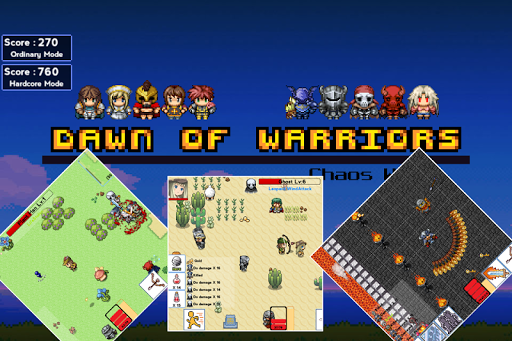 Dawn of Warriors -- Free For PC Windows (7, 8, 10, 10X) & Mac Computer Image Number- 5