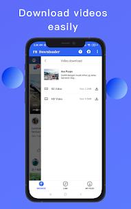 Video Downloader for Facebook – Video Saver Apk Download NEW 2021 2