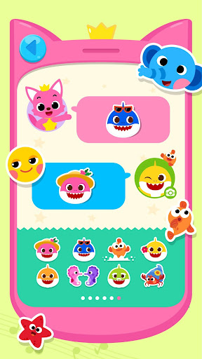 Pinkfong Baby Shark Phone 26.01 Screenshots 17
