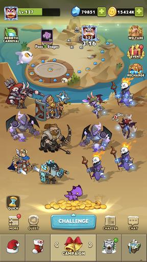 Hero Summoner - Free Idle Game apkdebit screenshots 21