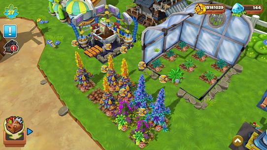 CannaFarm – Weed Farming Collection Game 1