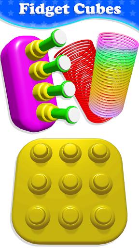 Fidget Toys Sensory Tools ASMR Pop It Toys  screenshots 6