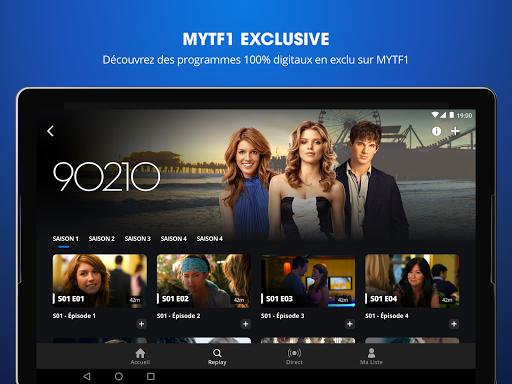 MYTF1 u2022 TV en Direct et Replay modavailable screenshots 11