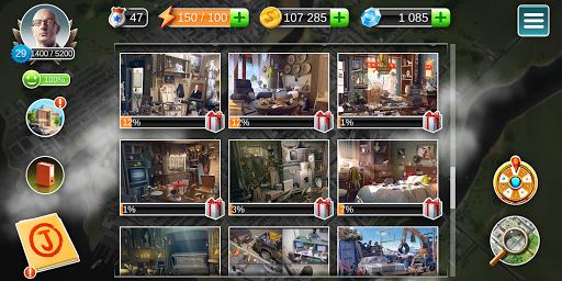 Detective Story: Jack's Case - Hidden Object Games 2.1.41 screenshots 6
