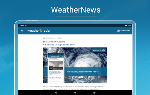 Weather & Radar USA - Severe weather alerts 2020.21.2 screenshots 12