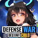ディフェンス・ウォー:デスティニーチャイルドPVPゲーム
