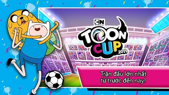 Toon Cup – Trò chơi bóng đá 1