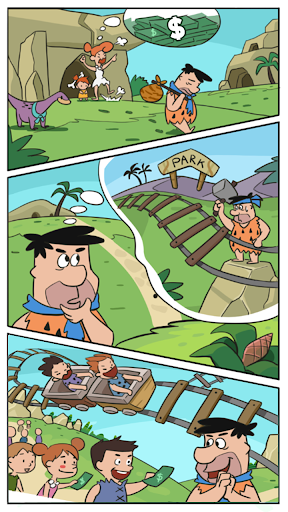 Stone Park: Prehistoric Tycoon - Idle Game  screenshots 8