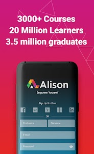 Alison: Free Online Courses with Certificates 3.3.67