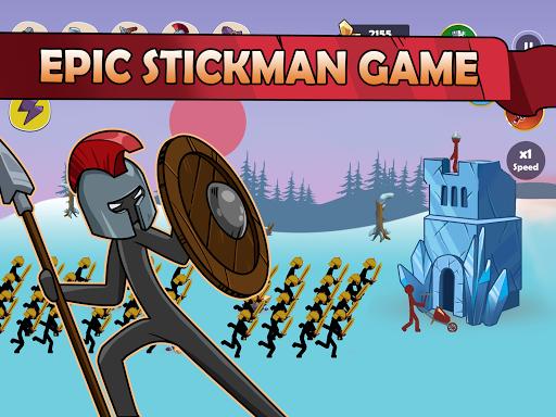Stickman War Legend of Stick apkpoly screenshots 9