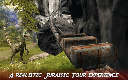 Real Dinosaur RollerCoaster VR screenshots 1