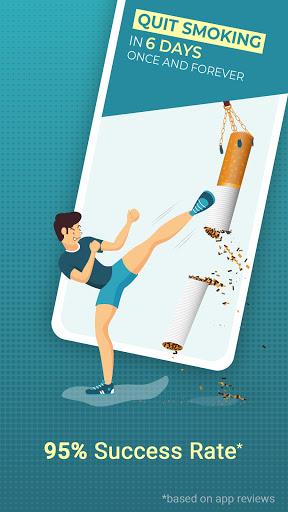 QuitSure: Quit Smoking Smartly screenshots 1