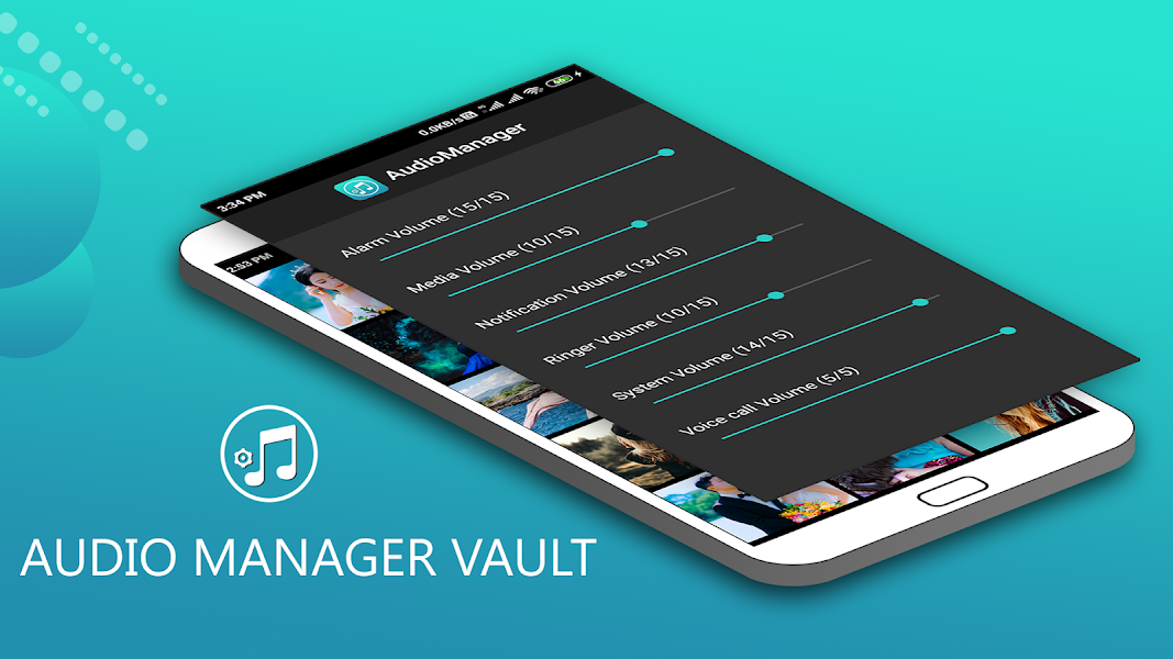 Audio Manager Vault - Hide photos,videos