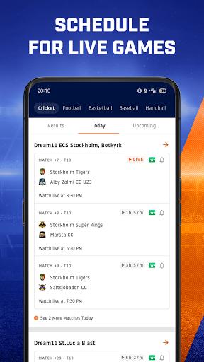 Cricket Live Stream, Scores & Predictions: FanCode android2mod screenshots 6
