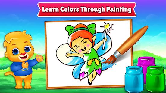 Colors & Shapes - Kids Learn Color and Shape 1.3.8 screenshots 3