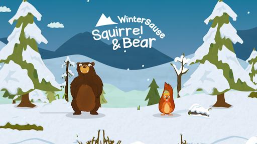 Squirrel & Bu00e4r - Wintersause  screenshots 1