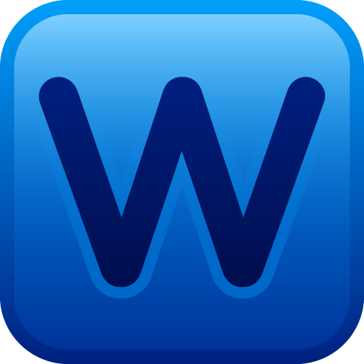 Word Flutter For PC Windows (7, 8, 10 and 10x) & Mac Computer