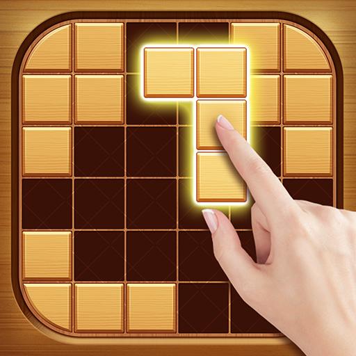 Holzblock Puzzle - Kostenloses klassisches Spiel