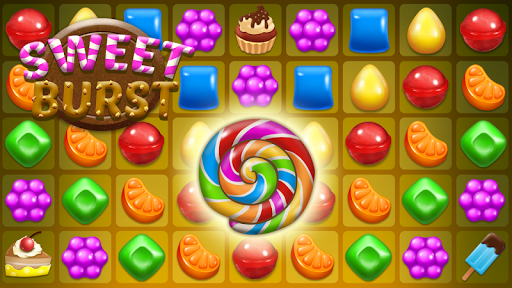 Candy Sweet Story: Candy Match 3 Puzzle  screenshots 24