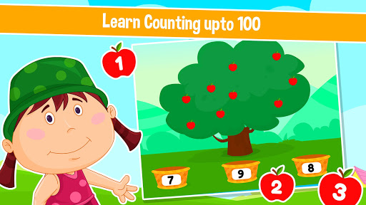 Learn 123 Numbers Counting for Kids Math Games  screenshots 11