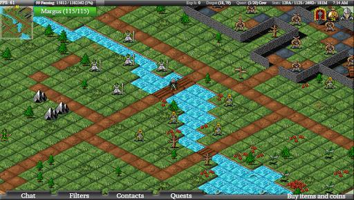 RPG MO - Sandbox MMORPG 1.9.1 screenshots 4