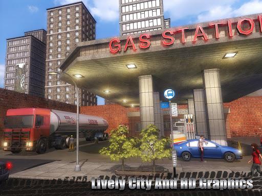Oil Cargo Transport Truck Simulator Games 2020  Screenshots 11