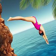 Cliff Flip Diving 3D - Swimming Pool Flip Master