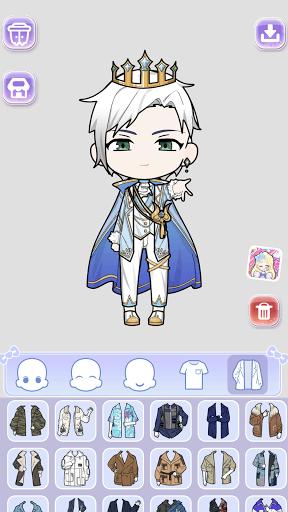 Vlinder Boy: Dress Up Games Character Avatar 1.2.0 screenshots 7