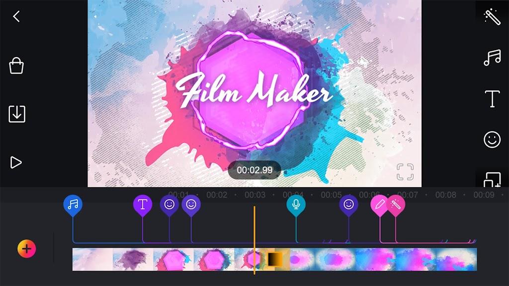 Film Maker Pro - Free Movie Maker & Video Editor  poster 0