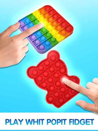 Fidget Toys 3D: Antistress Game-ASMR Fidget 1.6 screenshots 12