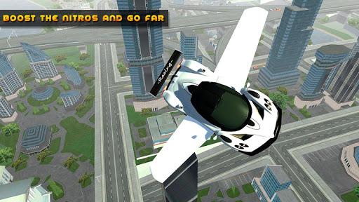 flying car real driving screenshot 1